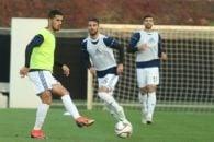 علیپور - نوراللهی دو بازیکن پرسپولیسی اردوی تیم ملی هستند علیپور - نوراللهی امیدوارند در نهایت سهمیه حضور در لیست تیم ملی در جام ملتها را از آن خود کنند.