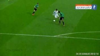 رونالدو ؛ 33 گل فوق العاده از کریستیانو رونالدو فوق ستاره پرتغالی