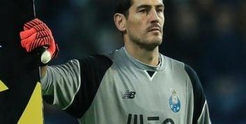 پورتو ؛ صدمین پیروزی ایکر کاسیاس گلر پورتو در لیگ قهرمانان اروپا