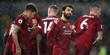 صلاح ؛ تاثیرگذاری محمد صلاح بر روی 40 گل لیورپول در سال 2018