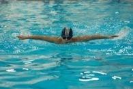 رکورد زنی شاهو محمدی در شنای استقامت
