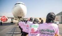 زنان پر قدرتی که هواپیما را بوکسل کردند