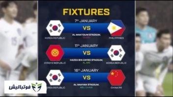 آشنایی با تیم های گروه C جام ملت های آسیا 2019 امارات