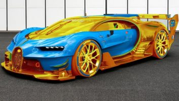 کلیپی بسیار هیجان انگیز از مسابقه ی جذاب سرعت بین خودروهای گران قیمت