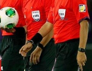 ادهم مخادمه موعود بنیادیفر پرسپولیس - جام حذفی جام ملتهای آسیا - داوران لیگ