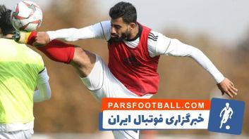انتقاد خبرنگاران به حضور محمدحسین کنعانیزادگان در تیم ملی