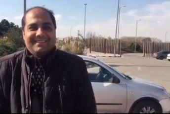 توضیح خبرنگار استقلالی حاضر در تمرین پرسپولیس
