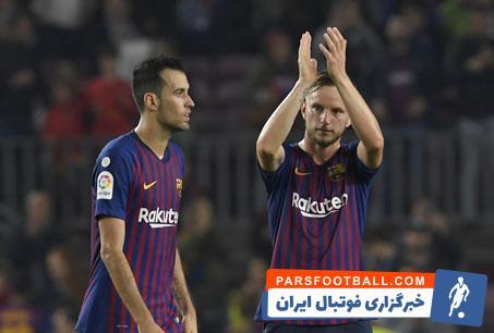 بارسلونا شایعه فروش ایوان راکیتیچ هافبک کروات تیمش در نقل و انتقالات را رد کرد