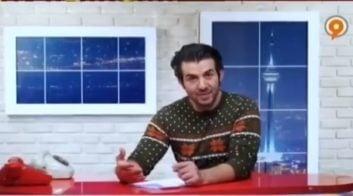 شوخی جالب برنامه ویدئو چک با قلم جادویی شفر و پیش بینی گلزنی فرذشید باقری