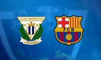 بارسلونا و لگانس