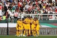 تیم های استرالیا و ازبکستان