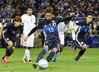 تیم ژاپن و عربستان