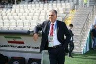 کارلوس کی روش - تیم ملی ایران