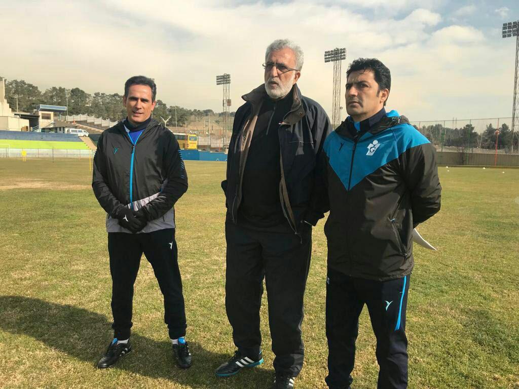 مجید صالح مربی سابق تیم فوتبال پیکان است مجید صالح بعد از پیوستن حسین فرکی به عنوان دستیار اول او در این تیم مشغول به کار شد.