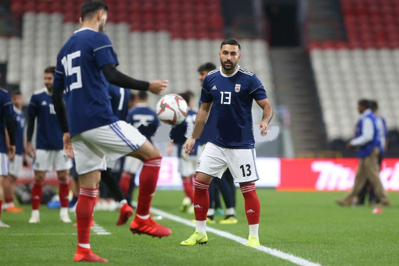 سامان قدوس رویاهای بزرگی را در جام ملت های آسیا جست و جو می کند قدوس در آن مقطع در سوئد توپ می زد و بعد از جام جهانی راهی آمیان فرانسه شد.