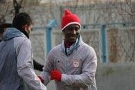کوین کنستانت هافبک تدافعی اهل گینه است سوابق فراوانی در فوتبال اروپا دارد کنستانت با انگیزه زیاد در تمرینات تراکتورسازی حضور یافته است.
