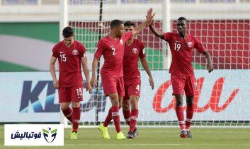 خلاصه بازی کره شمالی - قطر