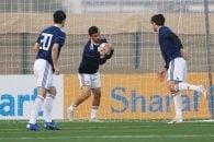 احسان حاج صفی در دو بازی اخیر تیم ملی به طور کامل در ترکیب تیم ملی به میدان رفته است حاج صفی یکی از مهره های مهم کارلوس کی روش است.