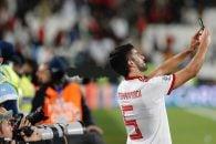میلاد محمدی دیروز توانست جای خالی احسان حاج صفی باتجربه را در ترکیب تیم ملی پر کند. او حالا به روزهای بهتر با تیم ملی می اندیشد.