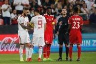شب گذشته بار دیگر اشکان دژاگه به ترکیب اصلی تیم ملی بازگشت اشکان دژاگه در غیاب مسعود شجاعی، بازهم بازوبند کاپیتانی را بر بازو بست.