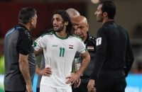 تیم ملی عراق حذف شد بازیکنان تیم ملی عراق در مسابقه ای که چندان چنگی هم به دل نزد مقابل قطر نتوانستند کاری از پیش ببرند.