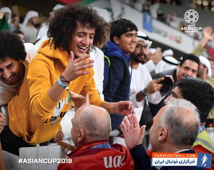 عمر عبدالرحمان مرد سال آسیا و ستاره دوره قبل جام ملت ها است در غیاب عمر عبدالرحمان امارات باز به نیمه نهایی رسید تا میزبانی همچنان برای آنها خوش یمن باشد.