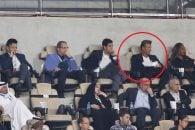 هروه رنارد دیدار ایران و ژاپن را از نزدیک تماشا میکند شایعاتی در خصوص حضور رنارد در فوتبال آسیا و تیم ملی ایران مطرح شده بود .