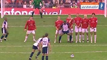 تاتنهام ؛ برترین گل های باشگاه فوتبال تاتنهام انگلیس در دیدار برابر منچستریونایتد