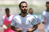 روحالله باقری به دلیل مصدومیت همراه سایر بازیکنان به اردوی ترکیه نرفته است