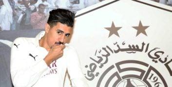 بونجاح ؛ رکورد گلزنی بغداد بونجاح در سال 2018 بالاتز ار رونالدو و مسی