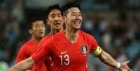 جام ملت های آسیا ؛ سون هیونگ مین برترین بازیکن روز دوازدهم جام ملت های آسیا