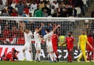 تیم ملی ؛ برتری آماری چشمگیر تیم ملی ایران برابر عمان در نیمه اول