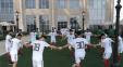 بازیکنان تیم ملی فوتبال ایران صبح امروز در هتل محل اقامت خود استراحت کردند تیم ملی در سومین بازی خود در جام ملتها از ساعت به مصاف عراق می رود.