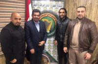 باشگاه الشرطه عراق رسما اعلام کرد که کرار جاسم ، هافبک سابق صنعت نفت آبادان را به خدمت گرفته است.