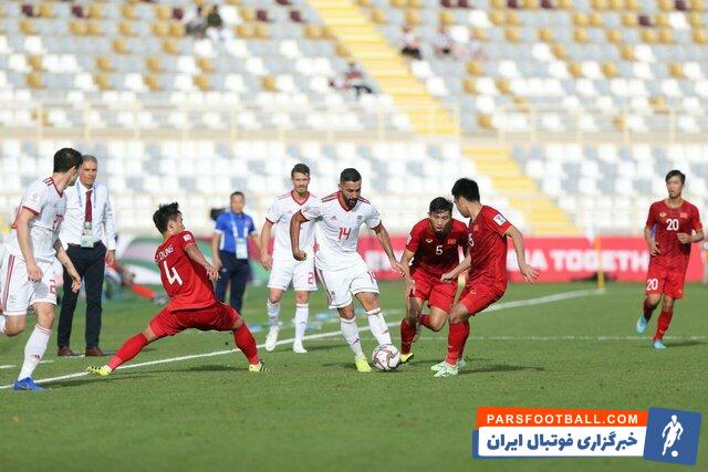 کی روش ؛ نگاهی به عملکرد تیم ملی فوتبال ایران در دیدار مقابل ویتنام در جام ملت های آسیا !