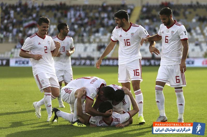 عملکرد درخشان تیم ملی در دو بازی اخیر در جام ملت های آسیا