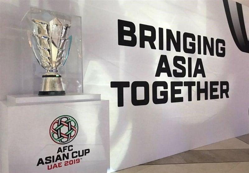 برنامه روز دوم جام ملتهای آسیا 2019