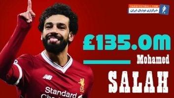 لیست ارزشمند ترین و گران ترین بازیکنان فوتبال جهان سال 2019