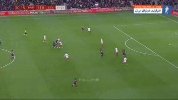 کوتینیو ؛ عملکرد فیلیپه کوتینیو بازیکن بارسلونا در دیدار برابر سویا در جام حذفی