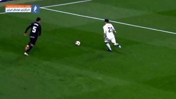 دیاز ؛ عملکرد براهیم دیاز بازیکن رئال مادرید در دیدار برابر لگانس