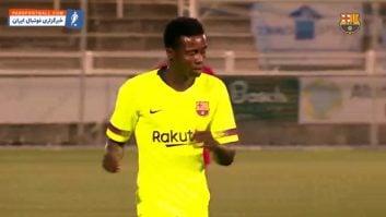 موسی واگوئه ؛ مهارت های برتر موسی واگوئه بازیکن باشگاه بارسلونا