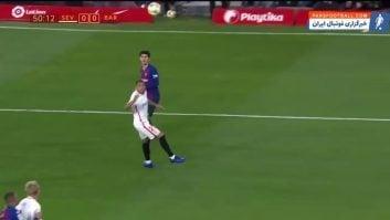در این کلیپ برای شما عملکرد کوین پرنس بواتنگ بازیکن جدید باشگاه بارسلونا در دیدار برابر سویا در جام حذفی اسپانیا را آماده کرده ایم.
