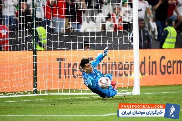 رسیدن بیرانوند به رکورد 4 کلین شیت در جام ملت های آسیا