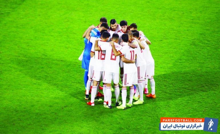 بررسی رقبای احتمالی تیم ملی بعد از صعود از دور گروهی