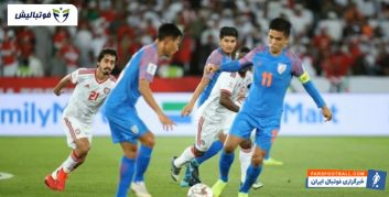 امارات ؛ خلاصه بازی امارات 2- 0 هند در جام ملت های آسیا 2019