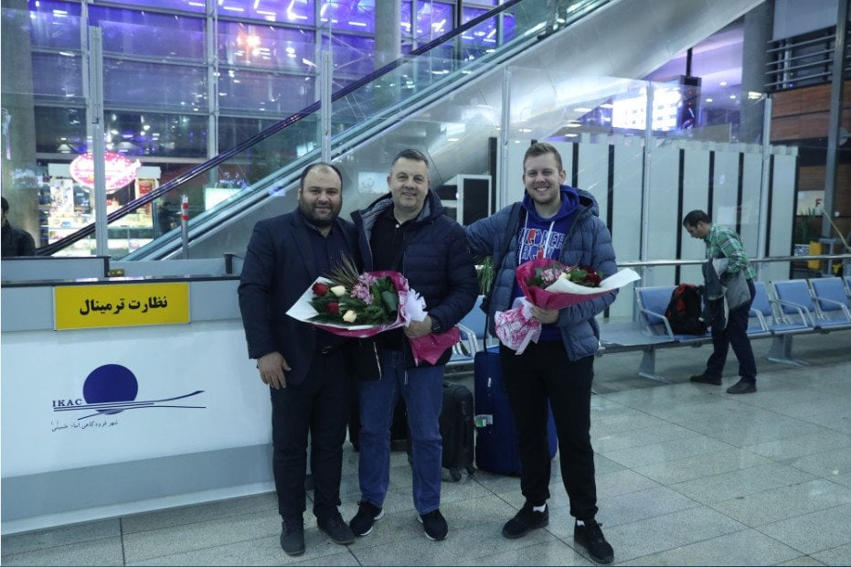 ایگور کولاکوویچ سرمربی تیم ملی والیبال چهارشنبه به تهران برگشت
