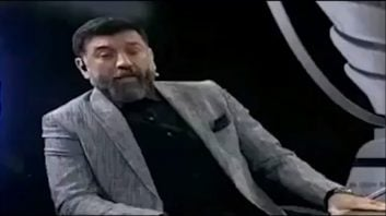 تیکه علی انصاریان به بغض جواد خیابانی