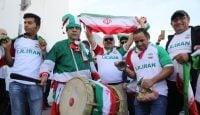 تیم ملی - تیم ملی قطر - ایران