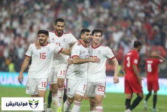 خلاصه بازی ایران ۵-۰ یمن