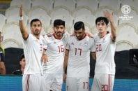 تیم ملی فوتبال ایران - ورزشگاه آل مکتوم - کی روش - تیم ملی ایران